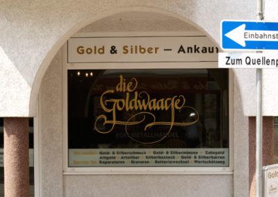 Goldankauf Bad Soden - Edelmetallhandel am Taunus