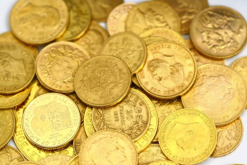 Goldmünzen verkaufen Steinbach